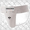 FIGHTERS - Male Groin Guard / Performance  / White / Small