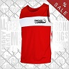 FIGHT-FIT - Boxing Shirt / Rot