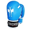 FIGHTERS - Kinder Boxhandschuhe / Attack / 6 oz / Blau