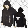 FIGHTERS - Hoody / Striker / Schwarz / XL