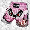 FIGHTERS - Muay Thai Shorts / Bad Girl / Pink / XS